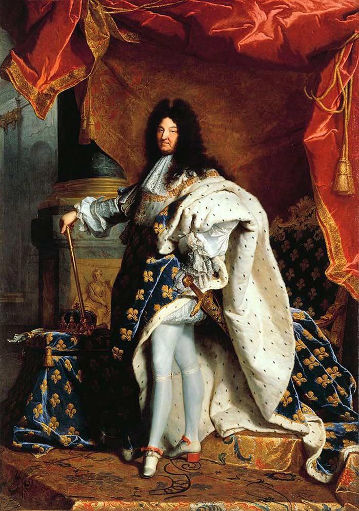 Людовик XIV де Бурбон