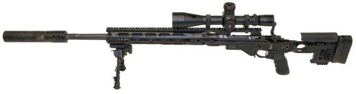 Remington XM2010 ESR (США)