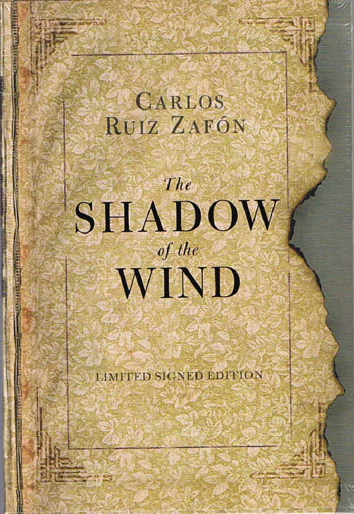 Книга  Тень ветра