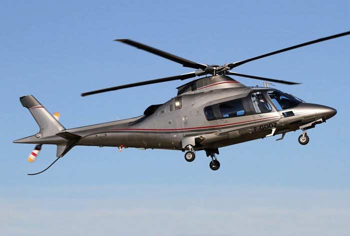 Вертолет  Agusta А.109