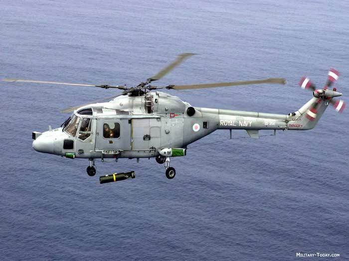 Вертолет  Westland «Lynx»