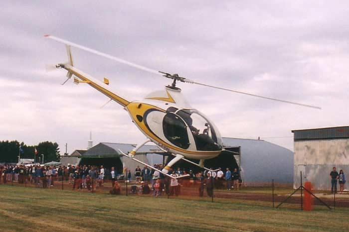 RotorWay EXEC 162F (США)