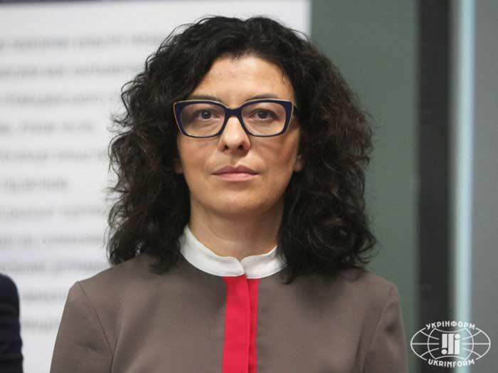 Оксана Сыроед («Самопомощь»)
