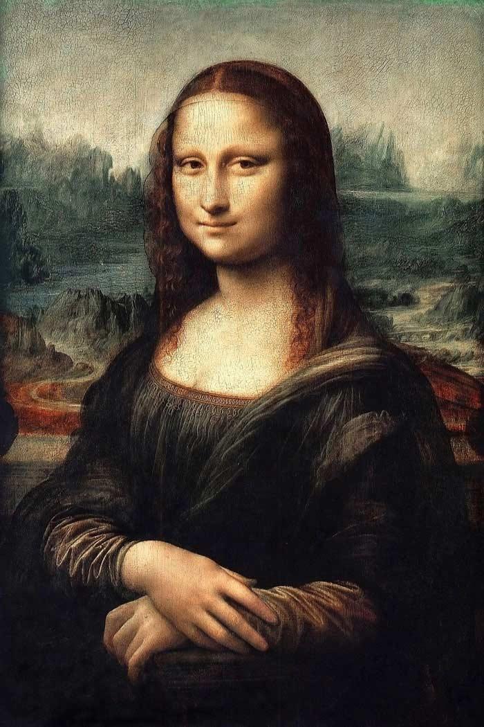 «Мона Лиза» («Джоконда»)