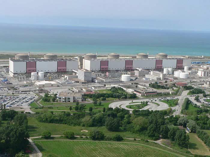 АЭС Гравелин (Франция)