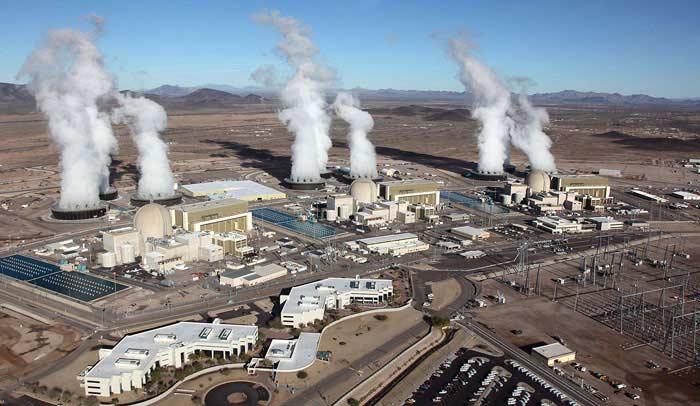 Топ 10 самых мощных АЭС в мире