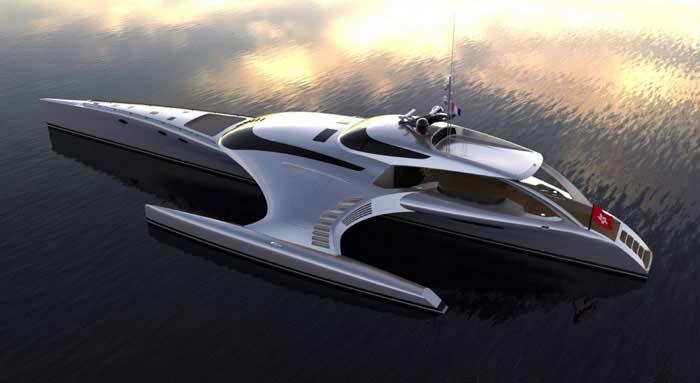 Adastra Superyachts