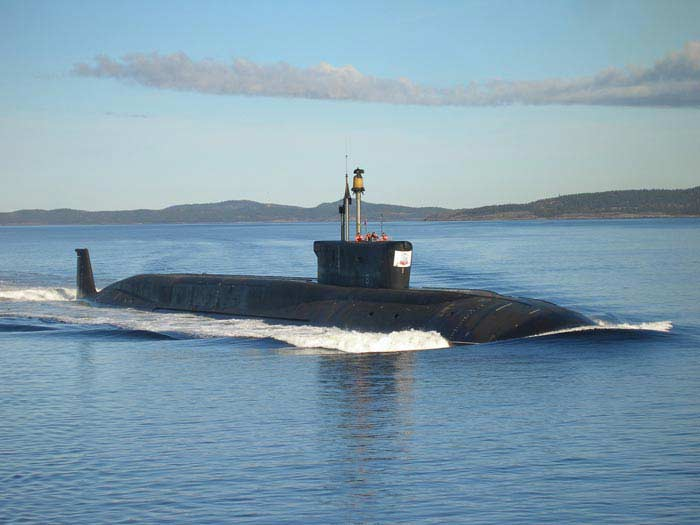 «Юрий Долгорукий» (атомная подводная лодка)