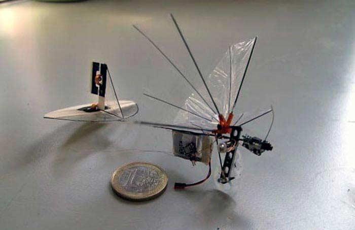 Робот-птица