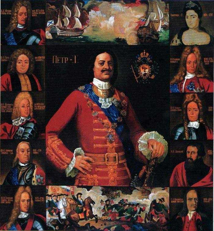 Указ «О престолонаследии» (1722 г.)