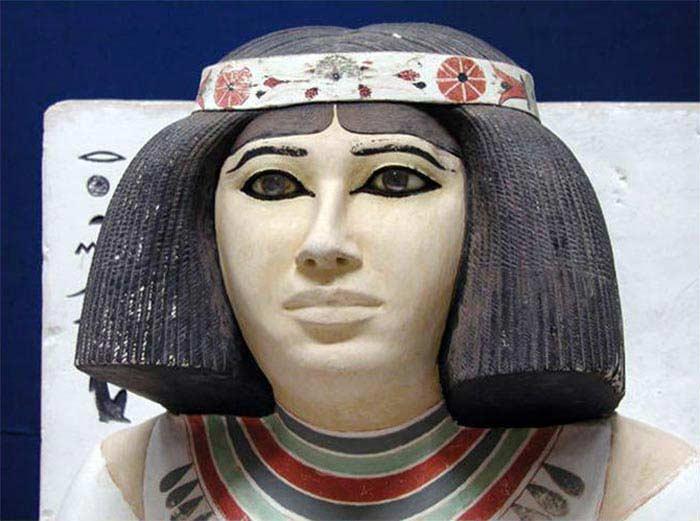 Древнеегипетские прически