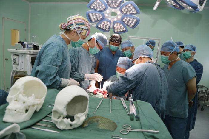 Технологии 3D в хирургии