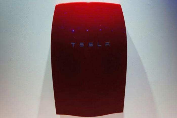 Аккумулятор от Tesla