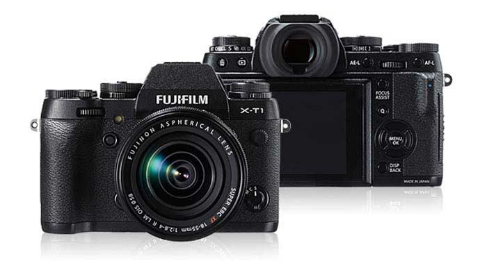 Фотоаппарат Fujifilm X-T1