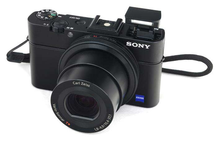 Фотоаппарат Sony Cyber-Shot RX100 III