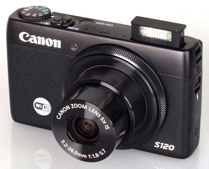 Фотоаппарат Canon PowerShot S120