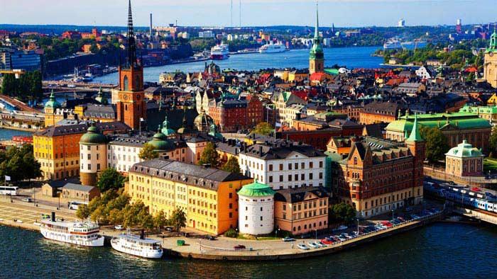 Стокгольм (ИСЖ – 204)