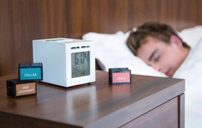 Ароматный будильник
