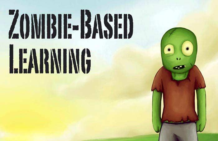 Zombie-based learning: пособие по выживанию во время нашествия зомби