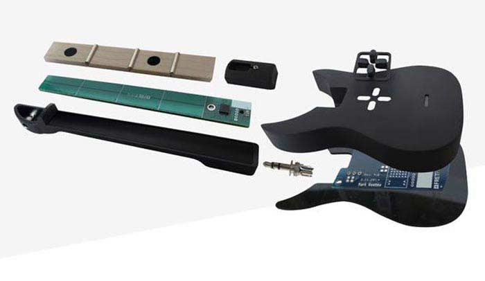 FretPen: ручка-гитара