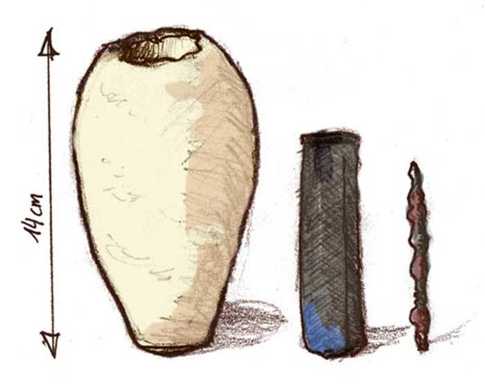 Багдадские батарейки (Селевкийские вазы)