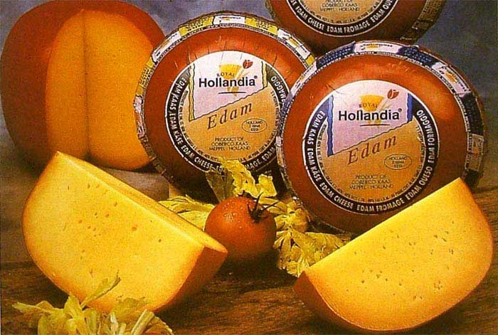 Сыр «Эдамер»