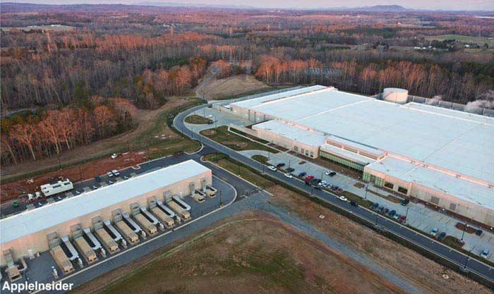 Apple, Мэйден, Северная Каролина (США)