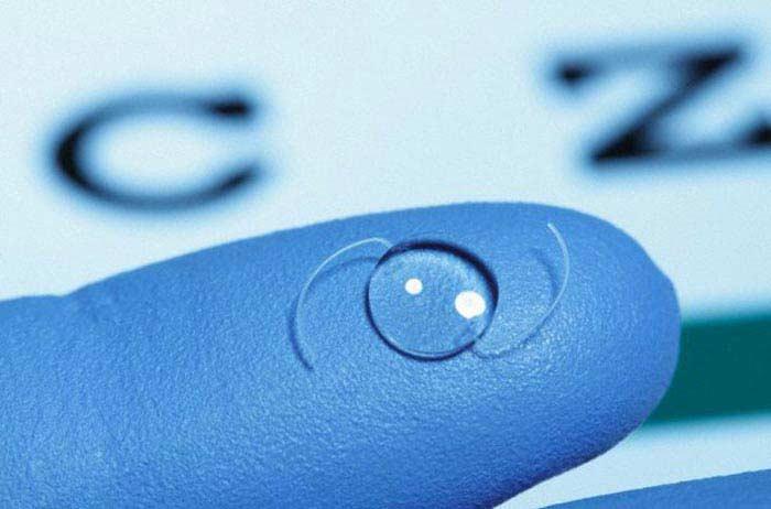 Безоперационный способ лечения катаракты