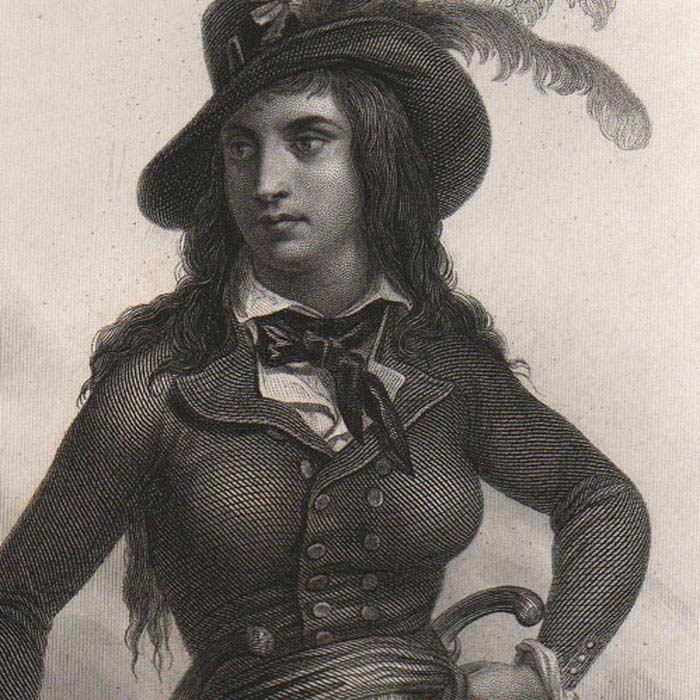 Анна-Жозефа Теруань де Мерикур