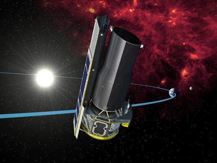 Телескоп «Спитцер»