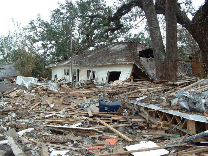 Ураганы Катрина, Рита и Вильма
