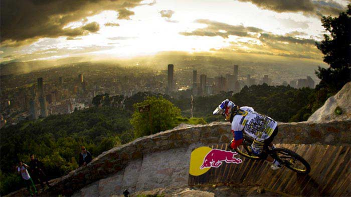 Red Bull City Downhill World Tour