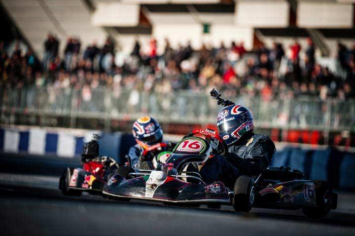 Red Bull Kart Fight