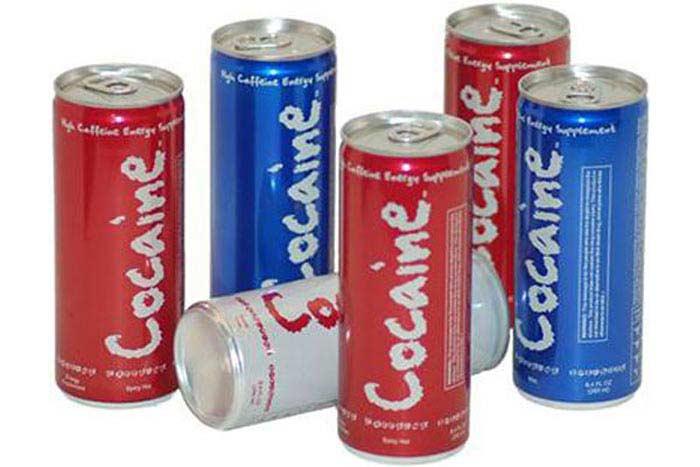 Энергетик Cocaine