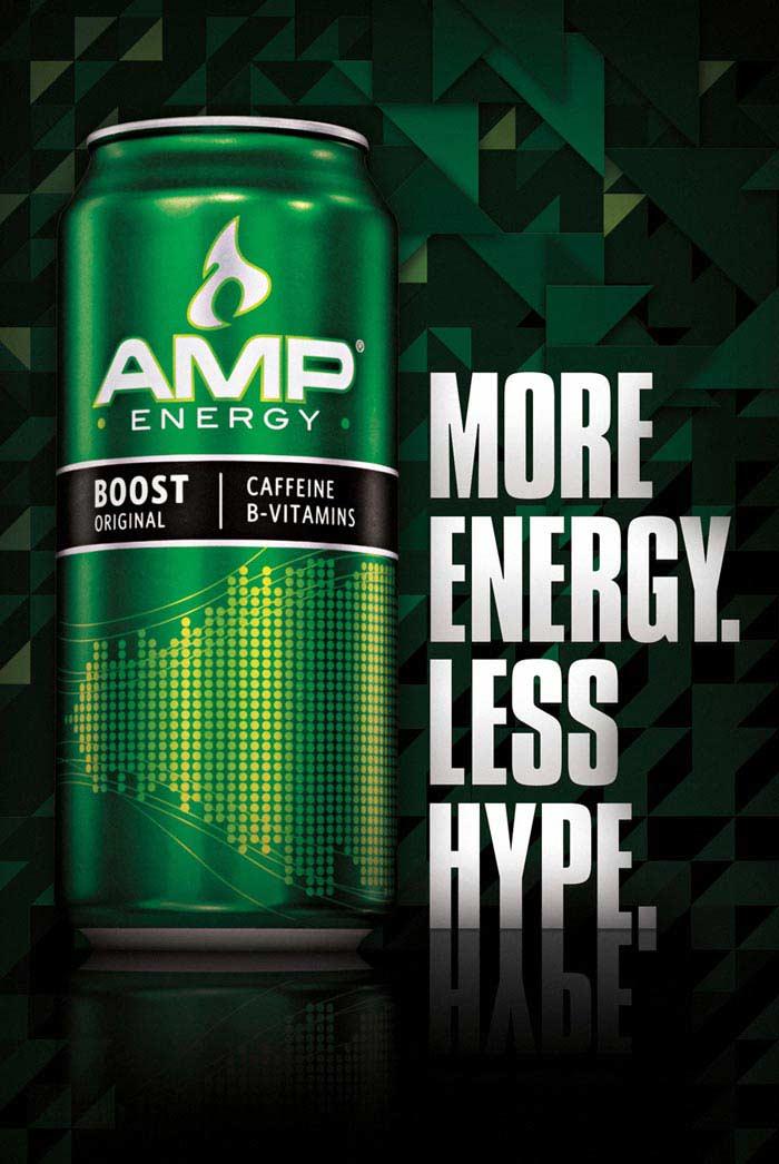 Энергетик AMP