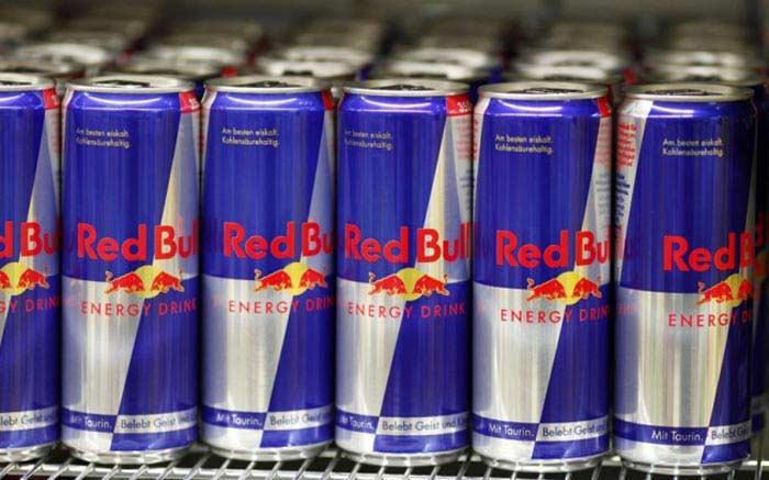 Энергетик Red Bull