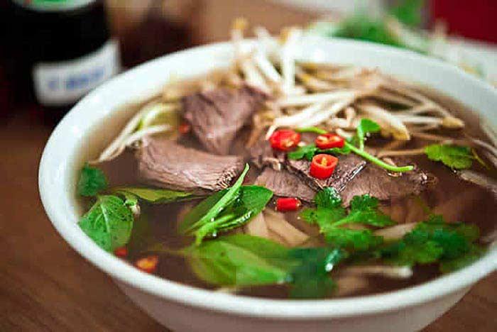 Топ 10 Традиционных блюд Вьетнама