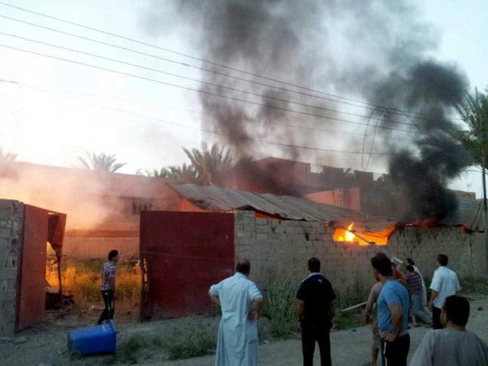 18 января, Сирия, крушение грузового самолета