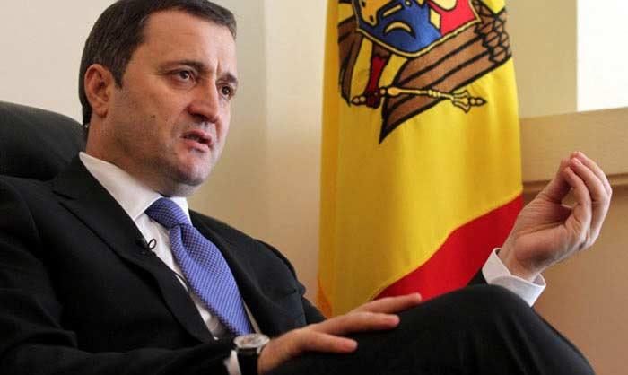 Корупционный скандал в Молдове