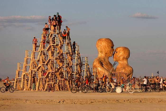 Burning Man, США