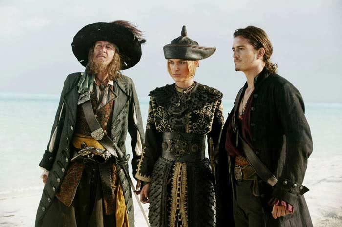 Пираты Карибского моря (На краю света)