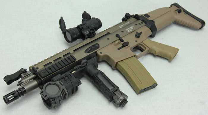 FN SCAR (Бельгия)