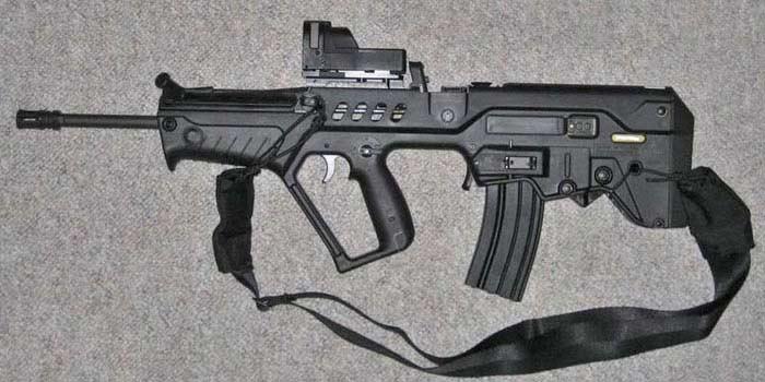 Tavor TAR-21(Израиль)