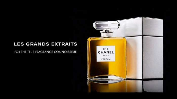 Chanel №5 Grand Extrait