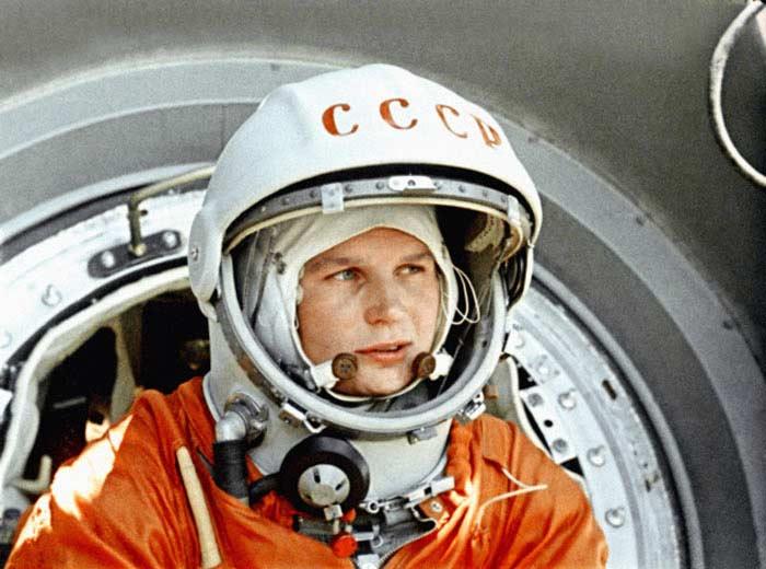 Валентина Терешкова (СССР)