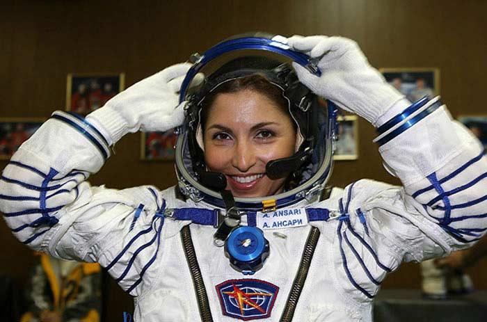 Топ 10 женщин-космонавтов