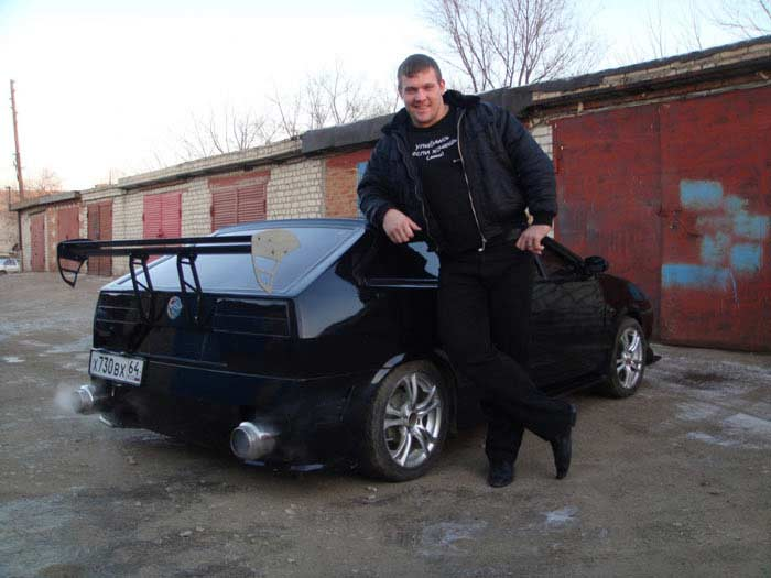 Кирилл Сарычев, Россия