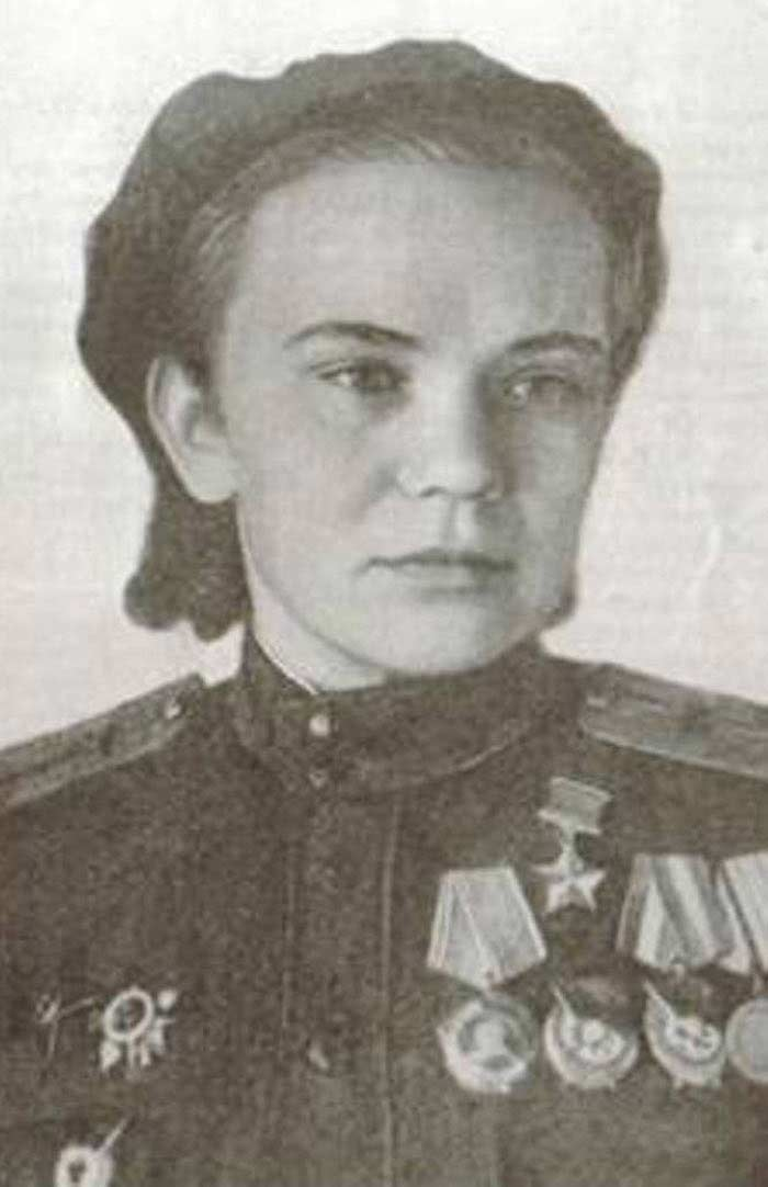 Нина Захаровна Ульяненко