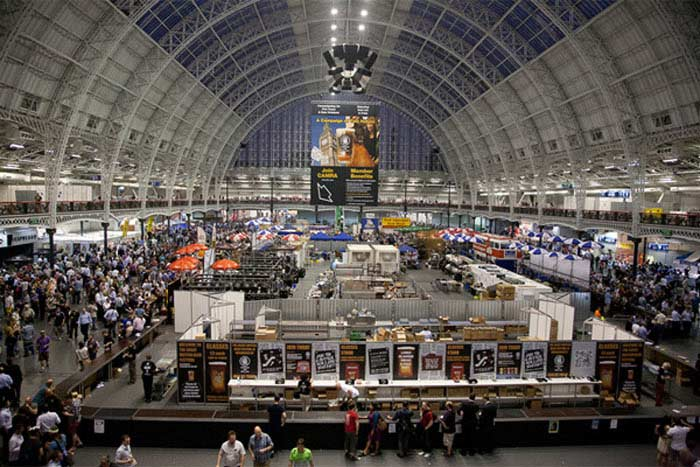 Большой британский фестиваль пива Лондон, Великобритания