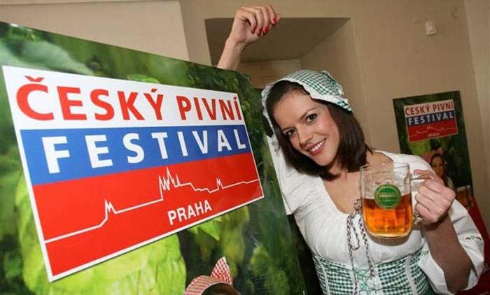 Чешский пивной фестиваль Прага, Чехия